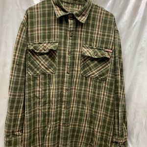 Craftsman button down long sleeve
